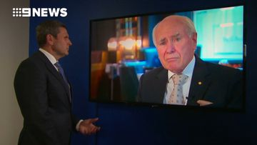 John Howard on same-sex marriage