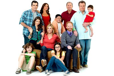 <b>Winner:</b> <i>Modern Family</i><br/><br/><b>Who'd it beat?</b> <i>Enlightened</i>; <i>Episodes</i>; <i>Glee </i>; <i>New Girl</i><br/><br/><b>Good win/bad win?</b> Okay win. Kind of a boring win, too &mdash; <i>Mod Fam</i> is still a good show, but its gloss is coming off. (On the bright side, at least <i>Glee</i> didn't win for the third time in a row.)