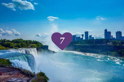 <strong>7.Niagara Falls, Ontario</strong>