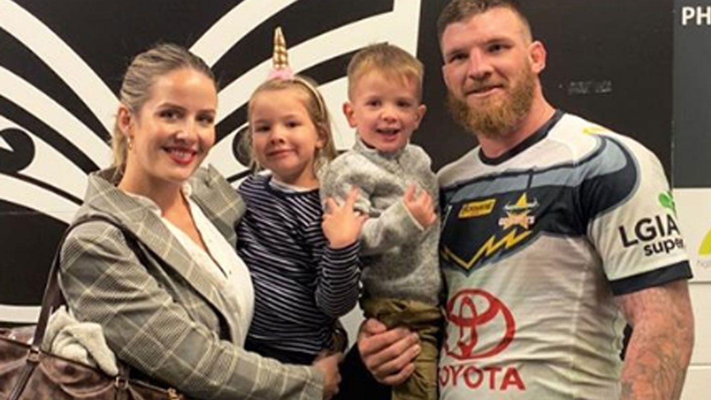 Josh McGuire's wife slams online abuse, death threats directed at Cowboys star