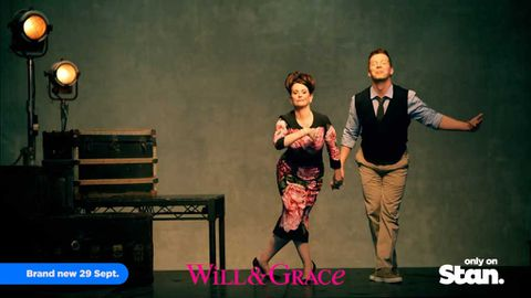 Will and Grace is coming back