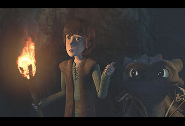 DreamWorks Dragons: Defenders of Berk