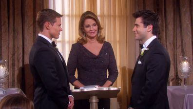 Days of Our Lives first gay marriage