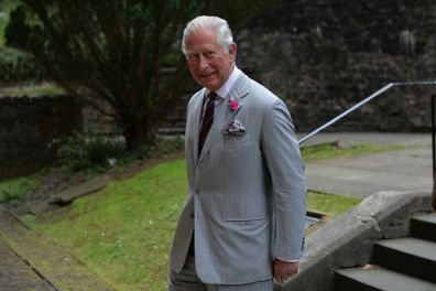 Prince Charles and Camilla visit Wales 50 years after Prince of Wales title