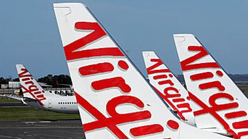 Virgin Australia jets (AAP)