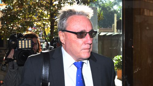 A lawyer for Michael Cranston has spoken in court today.