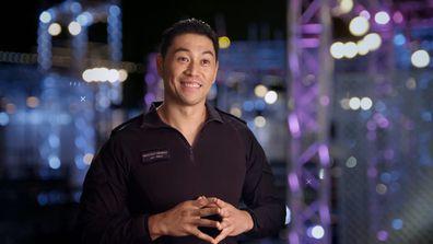 Jeffrey Mercado Australian Ninja Warrior