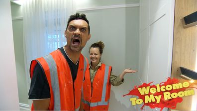 Exclusive: Andy disagrees with the judges about his master bedroom's amount of storage