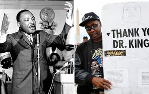Martin Luther King Jr assassination remembered 50 years on