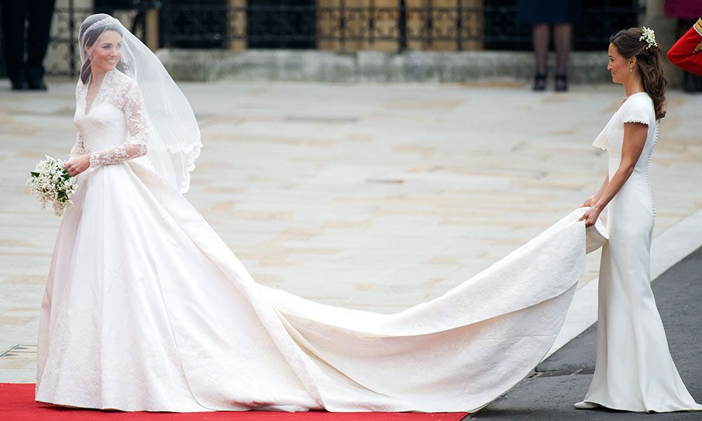 Designer suing Alexander McQueen over Kate Middleton's wedding dress