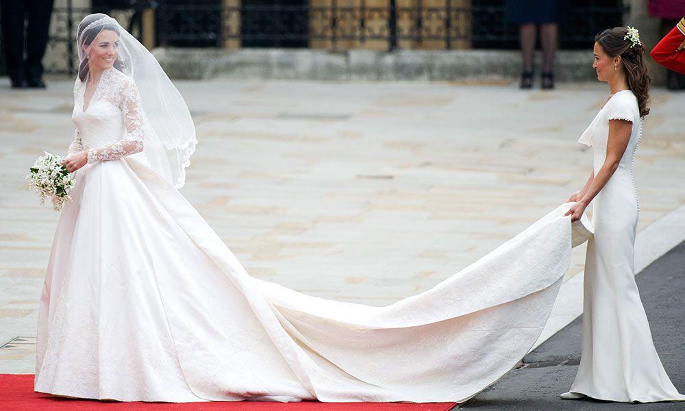Designer suing Alexander McQueen over Kate Middleton\'s wedding dress