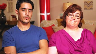 90 Day Fiance Season 2 Danielle and Mohamed