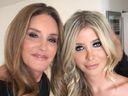 Cailtyn Jenner, Sophia Hutchins, selfie, Instagram