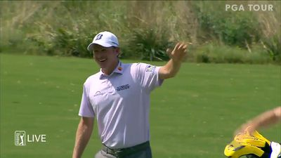 Snedeker makes history at Wyndham Championship
