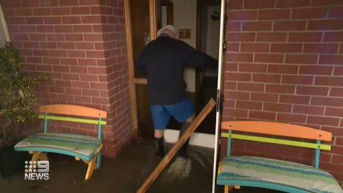 Heavy rain hits parts of South Australia