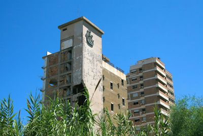 <strong>Varosha's beachside hotels, Famagusta, Cyprus</strong>