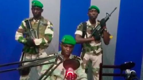 Gabon's government retains control after attempted military coup