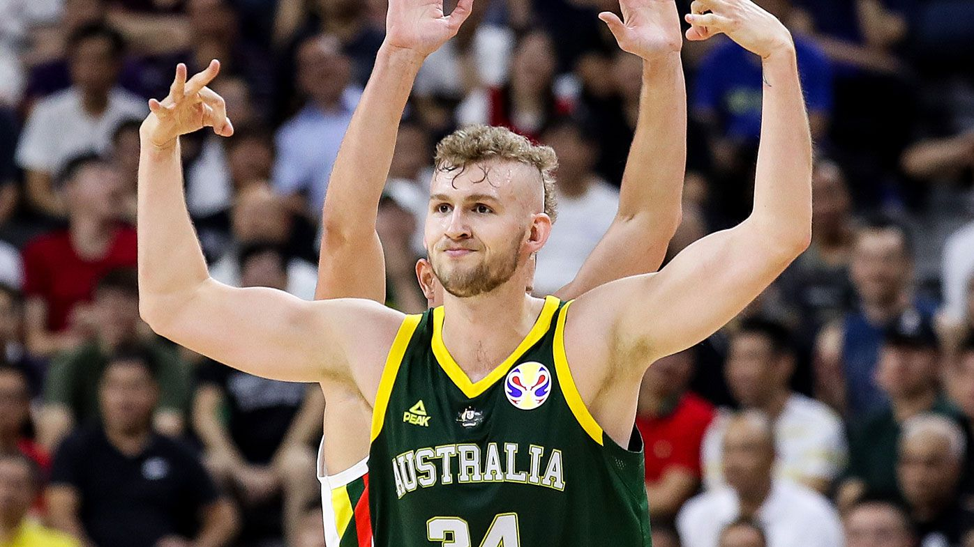 Aussie Boomers qualify for Tokyo 2020 after NZ defeat at FIBA World Cup