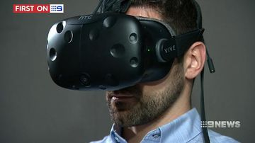VIDEO: Virtual reality treatment helping Sydneysiders dealing with phobias