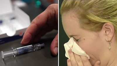 Peak flu season has arrived amid spike in cases