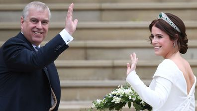 Princess Eugenie could move out of Kensington Palace amid Prince Andrew scandal