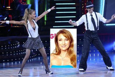 "The already-slim star lost 9kgs during the 2007 season of DWTS. ""I was 128 (58kg) before I started, which was heavy for me. That's a good seven or eight pounds heavier than I ever like to be,"" she told <i>TV Guide</i>. ""Now I'm 108 (49kg). And it's all muscle."""