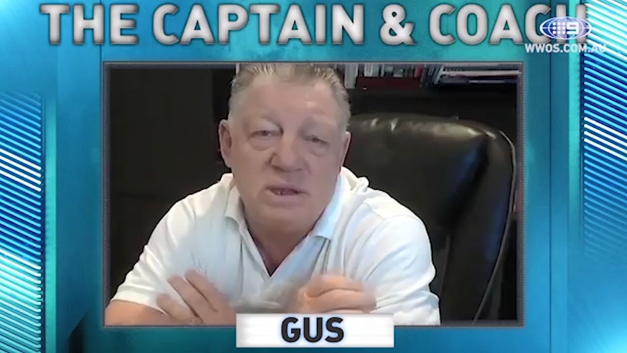 EXCLUSIVE: Phil Gould recalls the video session that changed NSW culture