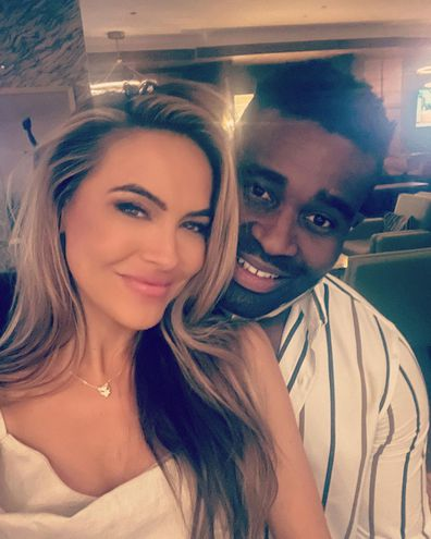 Chrishell Stause, new boyfriend Dancing With The Stars, Keo Motsepe.