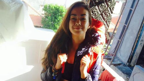 Mia Ayliffe-Chung was killed in the stabbing attack. (Facebook)