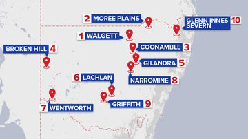 Named and shamed: NSW's domestic violence hotspots