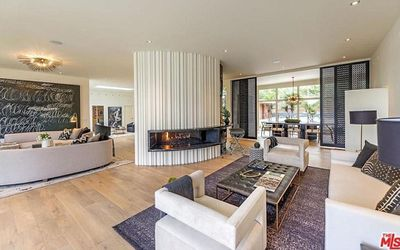 Carved out of the hillside, Trousdale Estates is known as a secluded haven for mid-century modern chic – and this property is no exception.