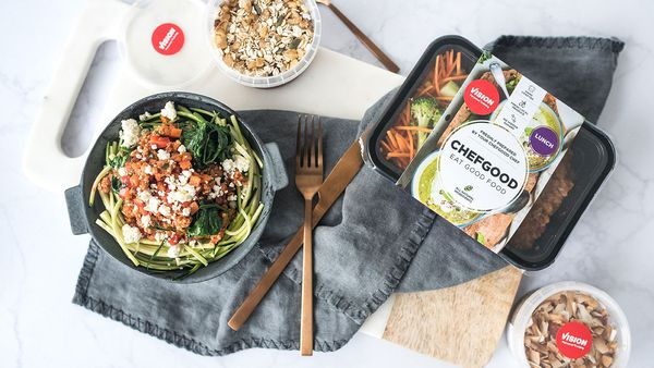 Vision Ready Meals