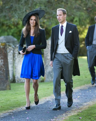 Dutchess of Cambridge Kate Middleton and Prince William