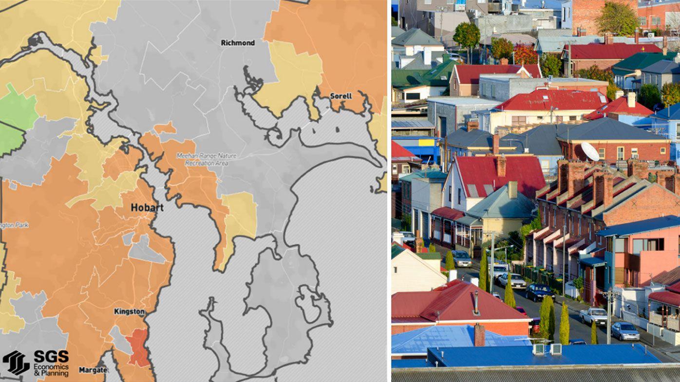 Tasmanian rental market