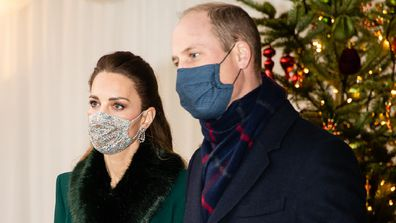 The Duke and Duchess of Cambridge thank local volunteers and key workers for the work they are doing during the coronavirus pandemic.