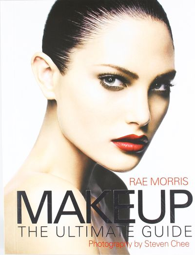 "<p><em><a href=""https://www.dymocks.com.au/book/makeup-by-rae-morris-9781741752267/#.VdwUyvmqpBc"" target=""_blank"">Makeup: The Ultimate Guide</a></em><a href=""https://www.dymocks.com.au/book/makeup-by-rae-morris-9781741752267/#.VdwUyvmqpBc"" target=""_blank""> by Rae Morris</a></p>"