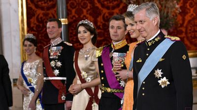 Princess Mary, Prince Frederik and the Danish royal family, March 2017