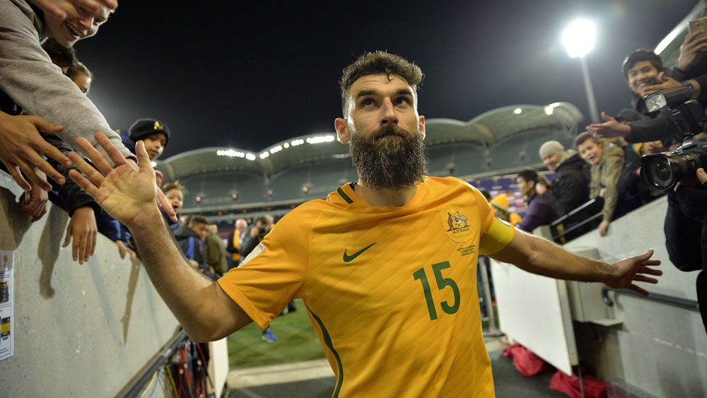 Mile Jedinak.