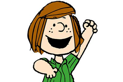 """Rumours have circulated for years that Peanuts characters Peppermint Patty (who likes baseball) and her pal Marcie (who calls Patty """"sir"""") are in fact lesbians."""