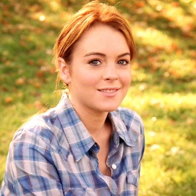 Lindsay Lohan as Cady Heron: Then