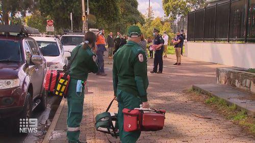 Avenues College stabbing Adelaide