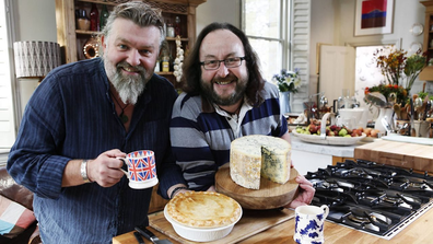 Hairy Bikers' Best of British: Si King and Dave Myers