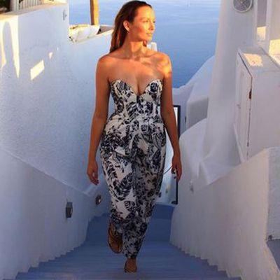 Location: Santorini, Greek Islands
