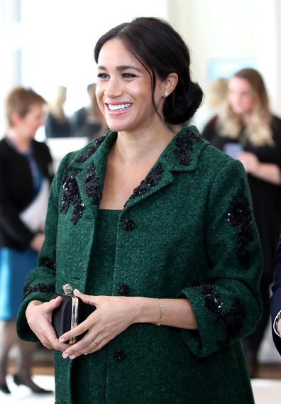 The detail missing from Meghan's Commonwealth Day outfit
