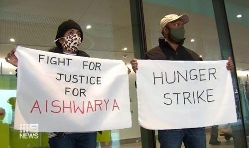 Perth Children's Hospital strike