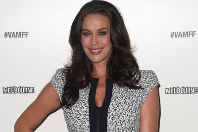 Glowing mum-to-be Megan Gale, will set you back a mega $50-$100k for her runway strut on your red carpet.