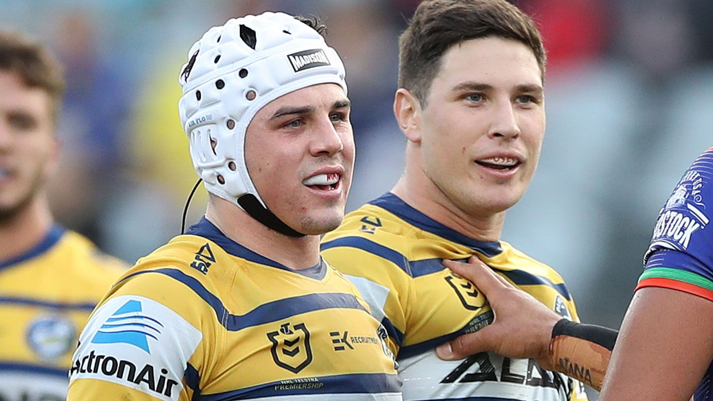 'Everyone gets along': Eels star Reed Mahoney shuts down rumours of a rift between teammates