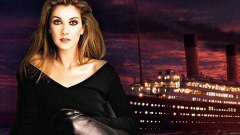 Celine Dion My Heart Will Go On Titanic