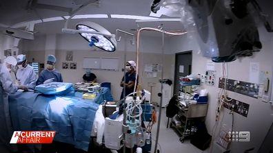 Non-urgent elective surgery postponed for Sydney's public hospitals.