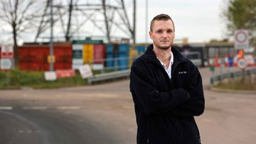 James Howells says he has hundreds of millions worth of bitcoins lost in a Welsh landfill.